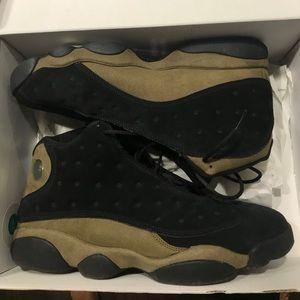 Air Jordan Olive 13 Retro Men's